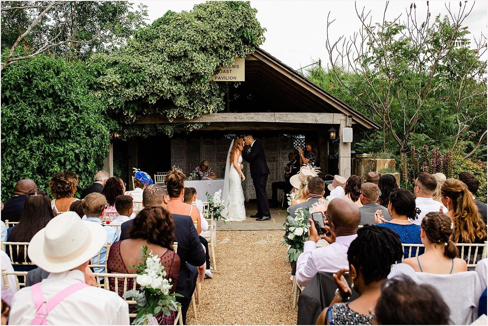 Swallows Oast Weddings
