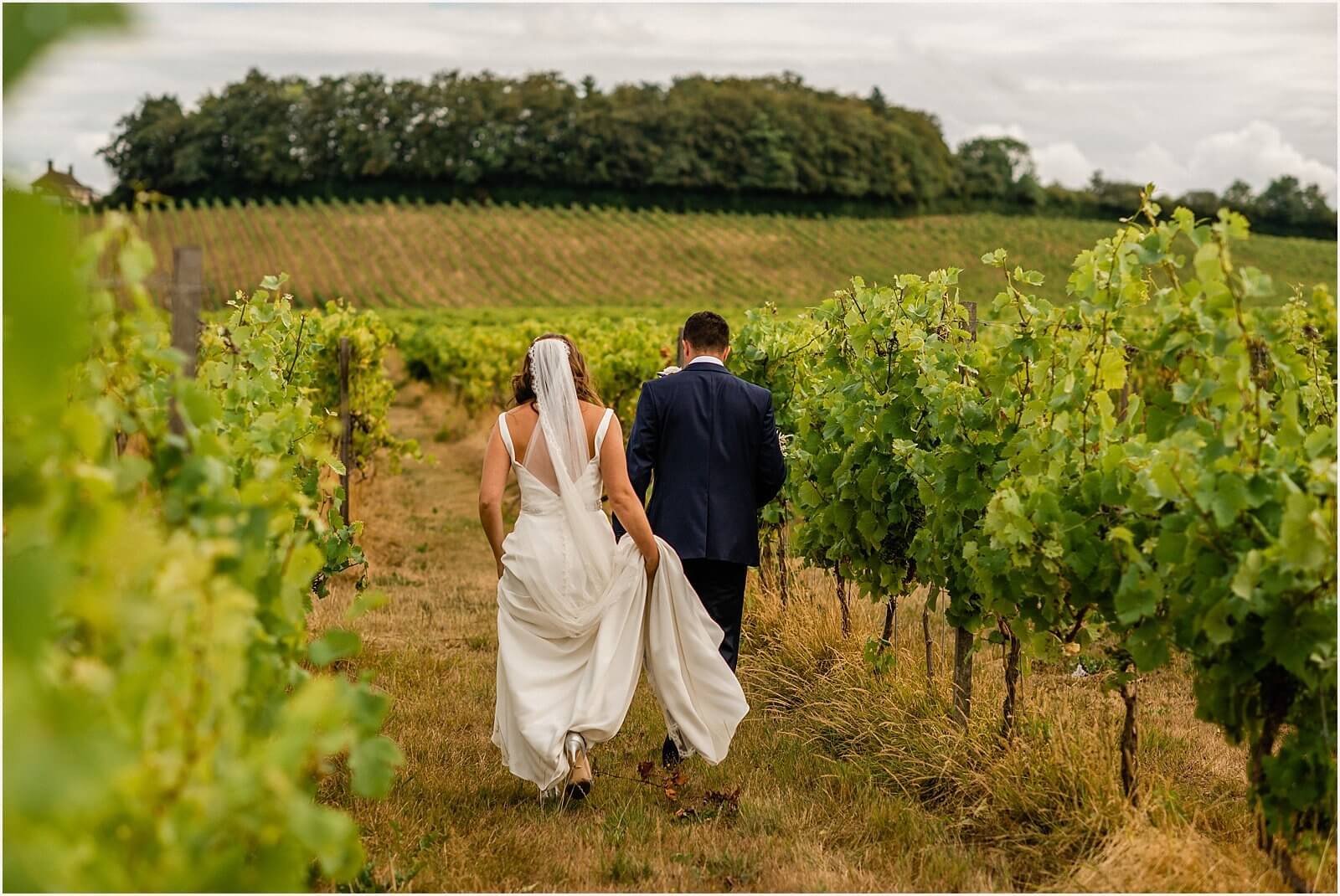 Wedding at Denbies Vineyard - charming wine estate wedding - wedding photography 47