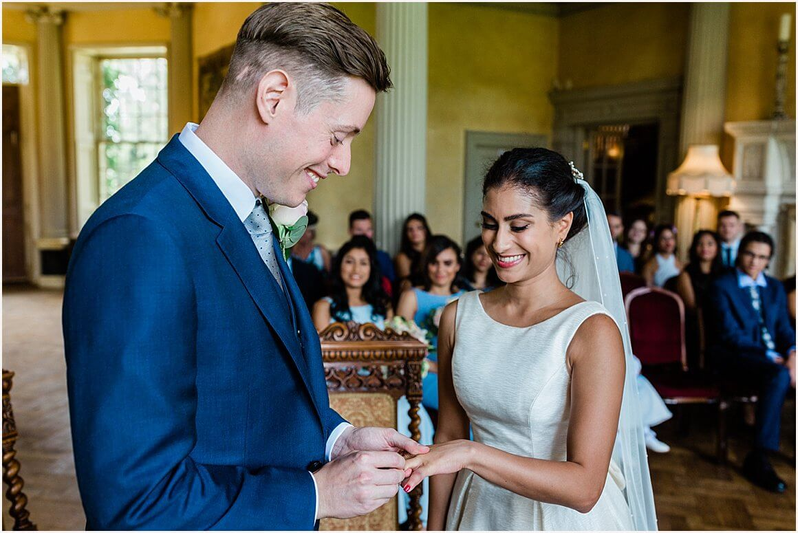 Hampton Court House Wedding | Nerrisa & Jason 42