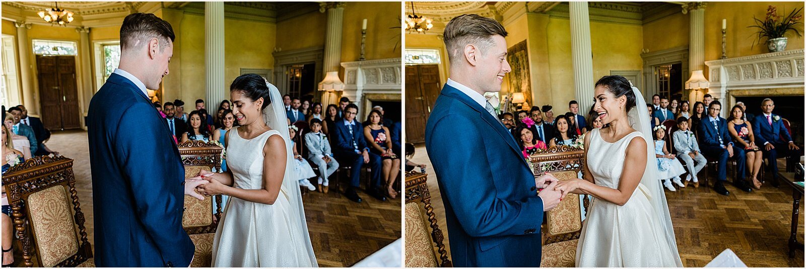 Hampton Court House Wedding | Nerrisa & Jason 43
