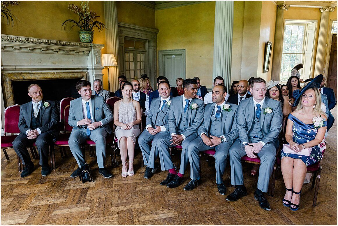 Hampton Court House Wedding | Nerrisa & Jason 45