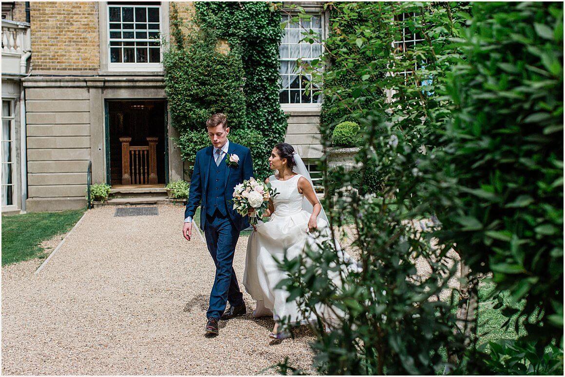 Hampton Court House Wedding | Nerrisa & Jason 53