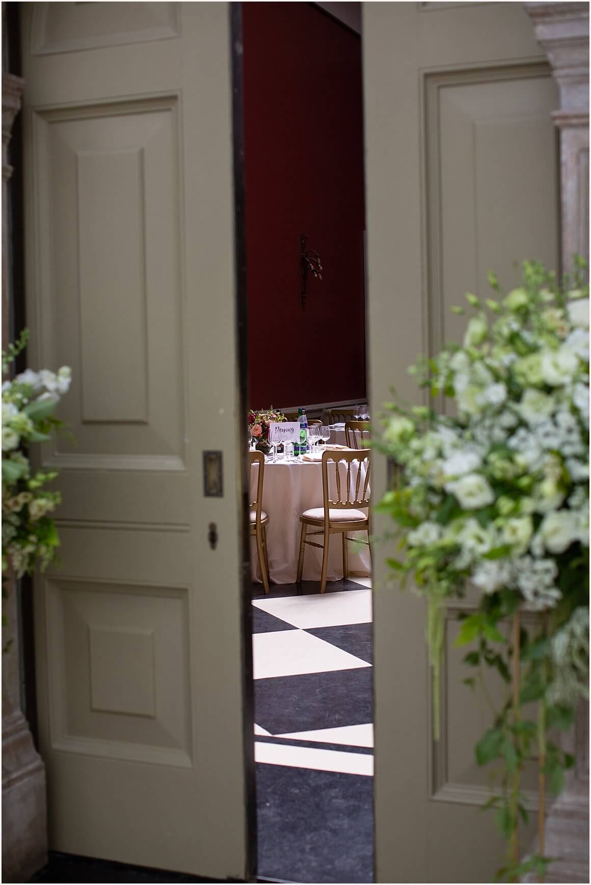 Hampton Court House Wedding | Nerrisa & Jason 64