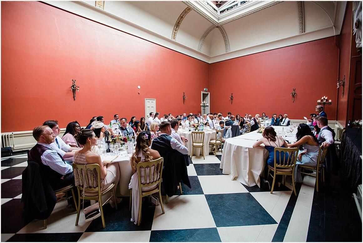 Hampton Court House Wedding | Nerrisa & Jason 70
