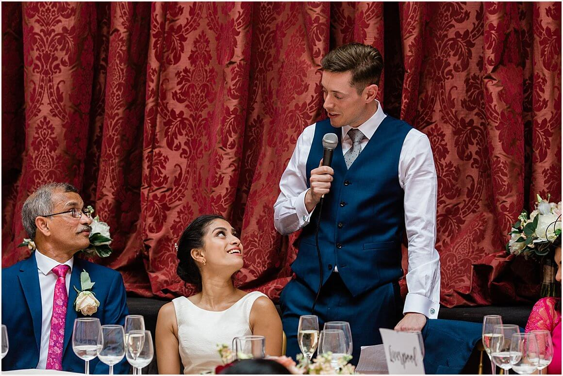 Hampton Court House Wedding | Nerrisa & Jason 76