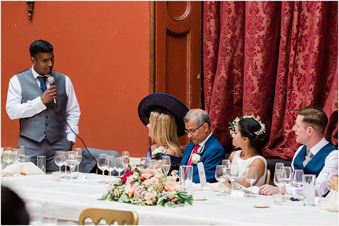 Hampton Court House Wedding | Nerrisa & Jason 79