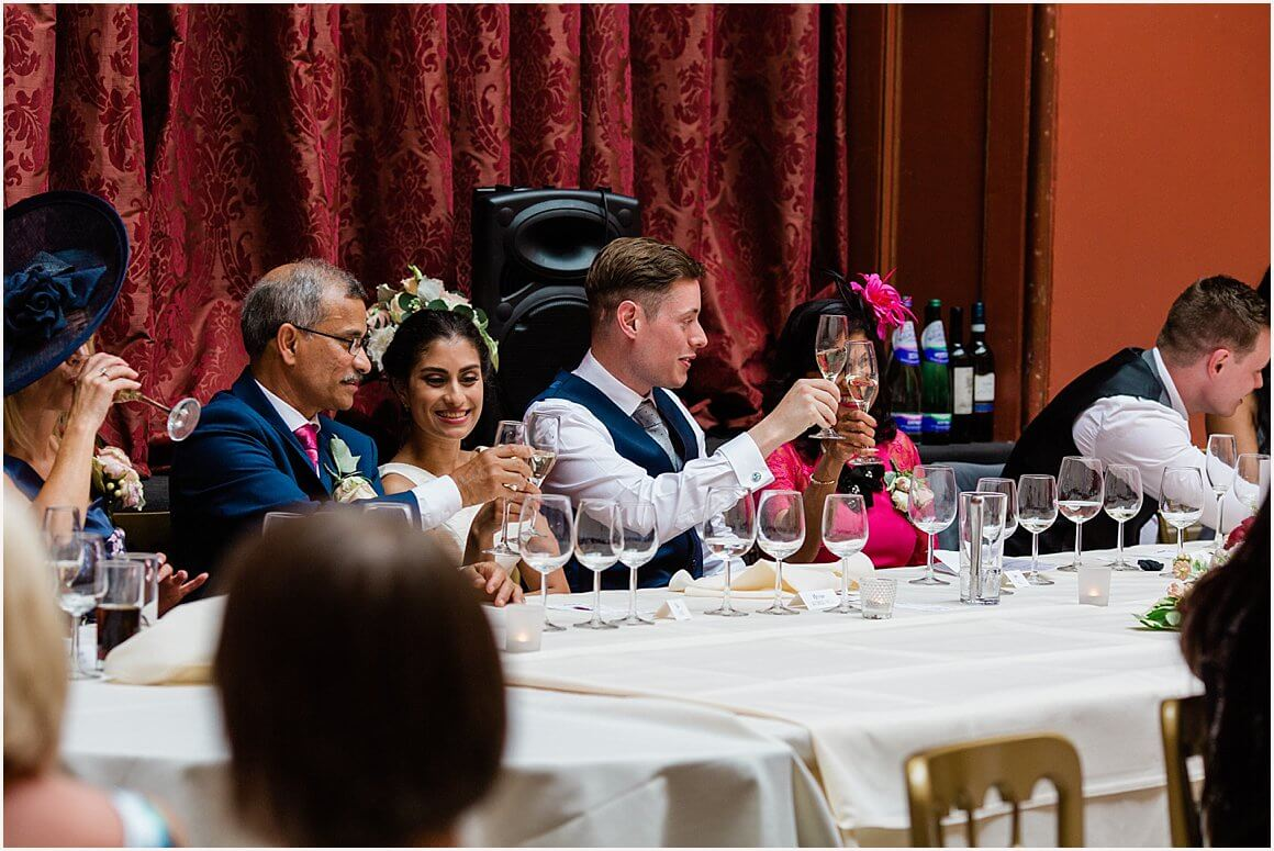 Hampton Court House Wedding | Nerrisa & Jason 86