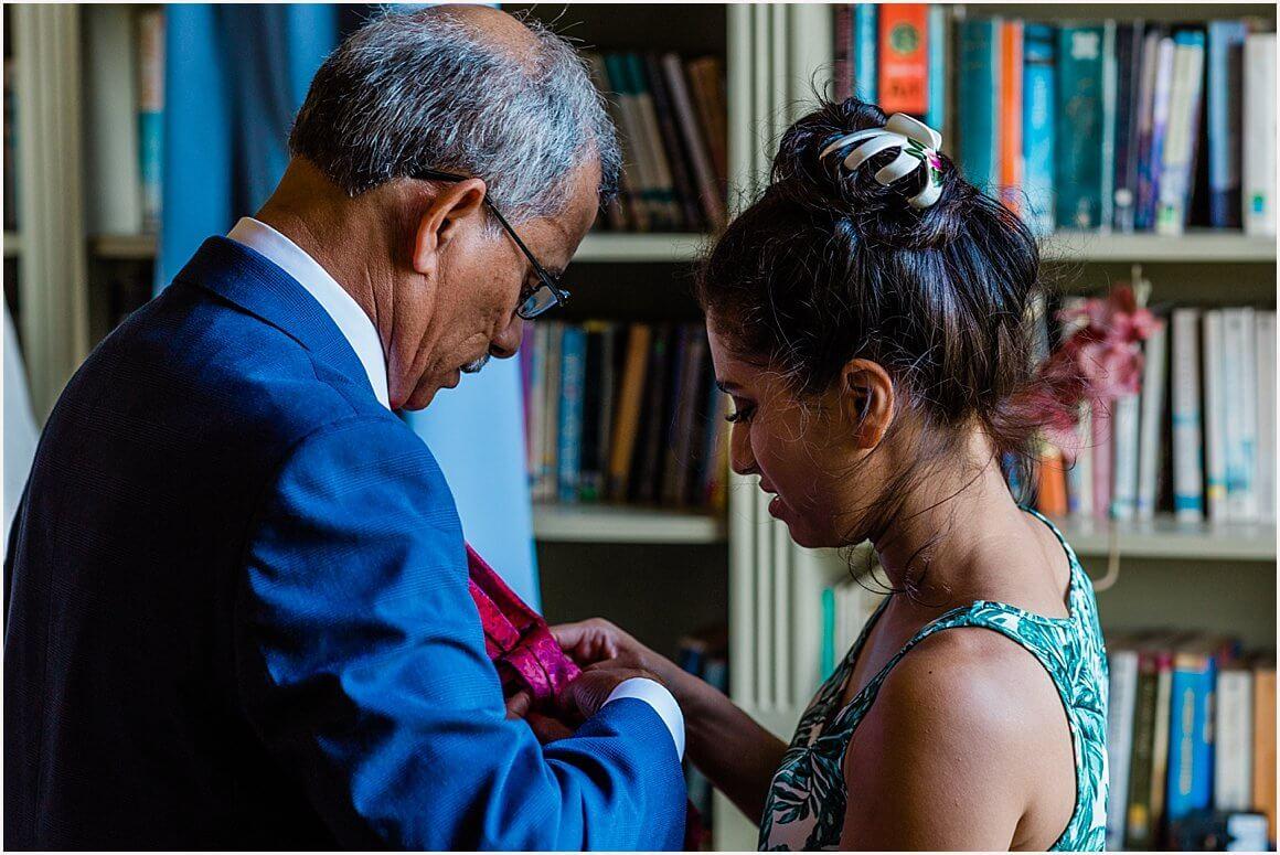 Hampton Court House Wedding | Nerrisa & Jason 10