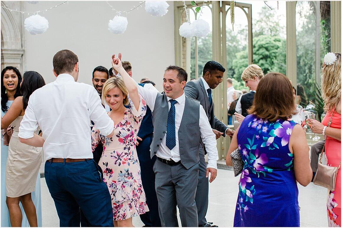 Hampton Court House Wedding | Nerrisa & Jason 96