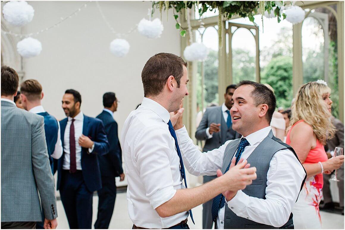 Hampton Court House Wedding | Nerrisa & Jason 97