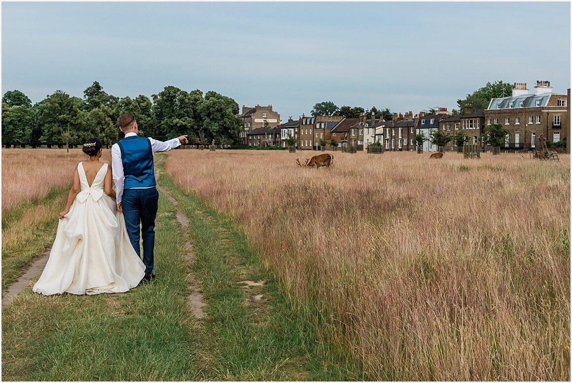 Hampton Court House Wedding | Nerrisa & Jason 100
