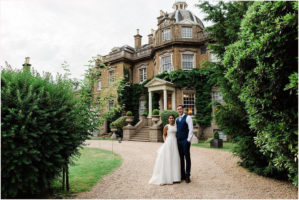 Hampton Court House Wedding | Nerrisa & Jason 103