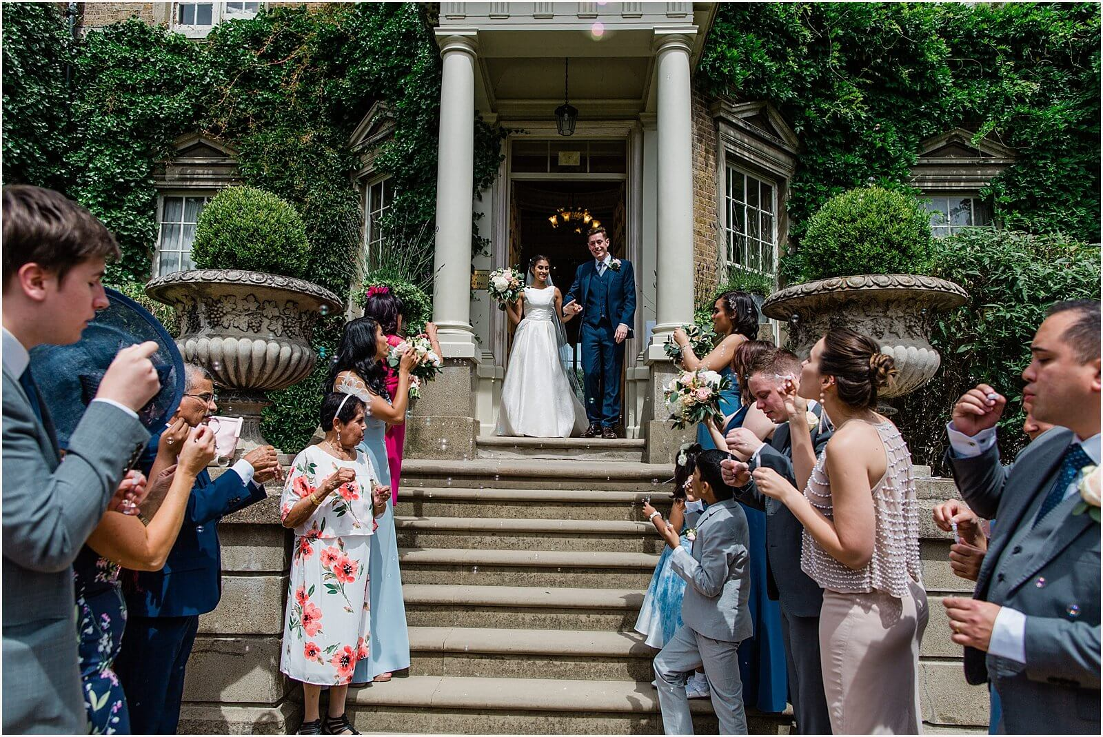 Hampton Court House Wedding | Nerrisa & Jason 47