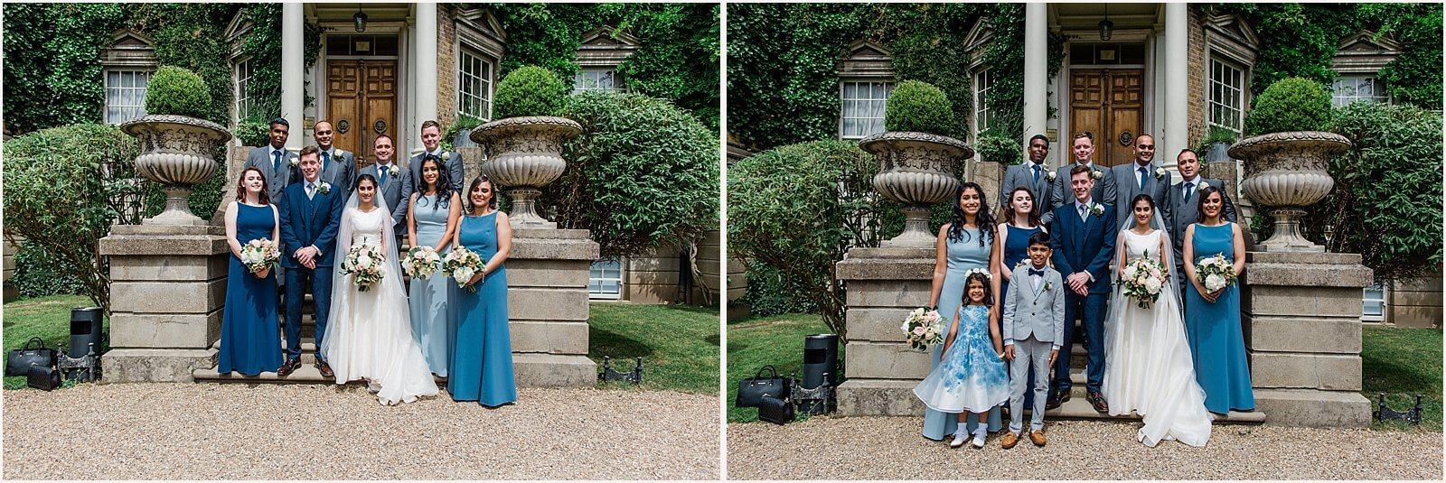 Hampton Court House Wedding | Nerrisa & Jason 51