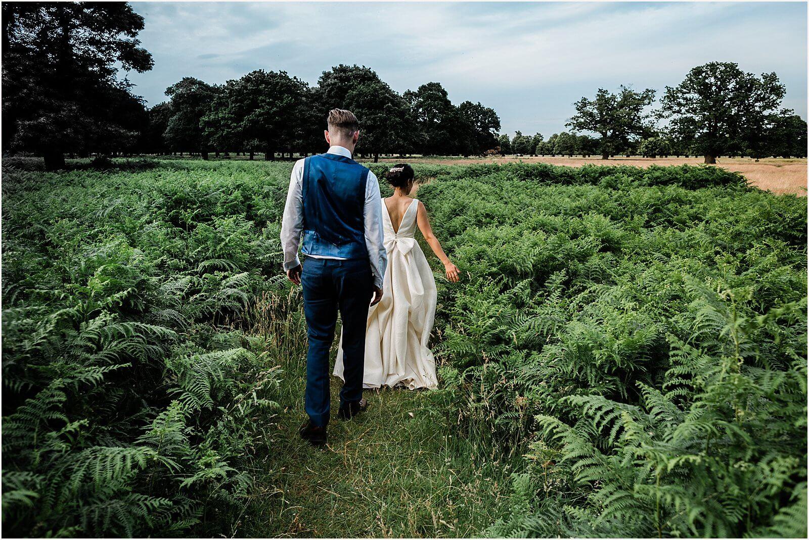 Hampton Court House Wedding | Nerrisa & Jason 99