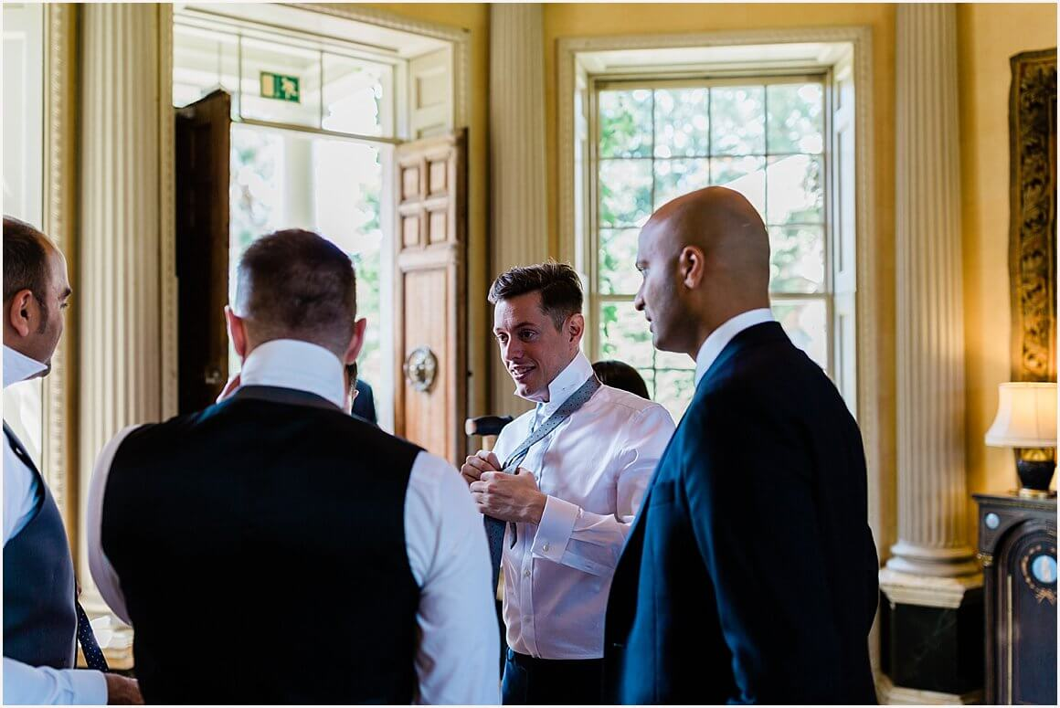 Hampton Court House Wedding | Nerrisa & Jason 11