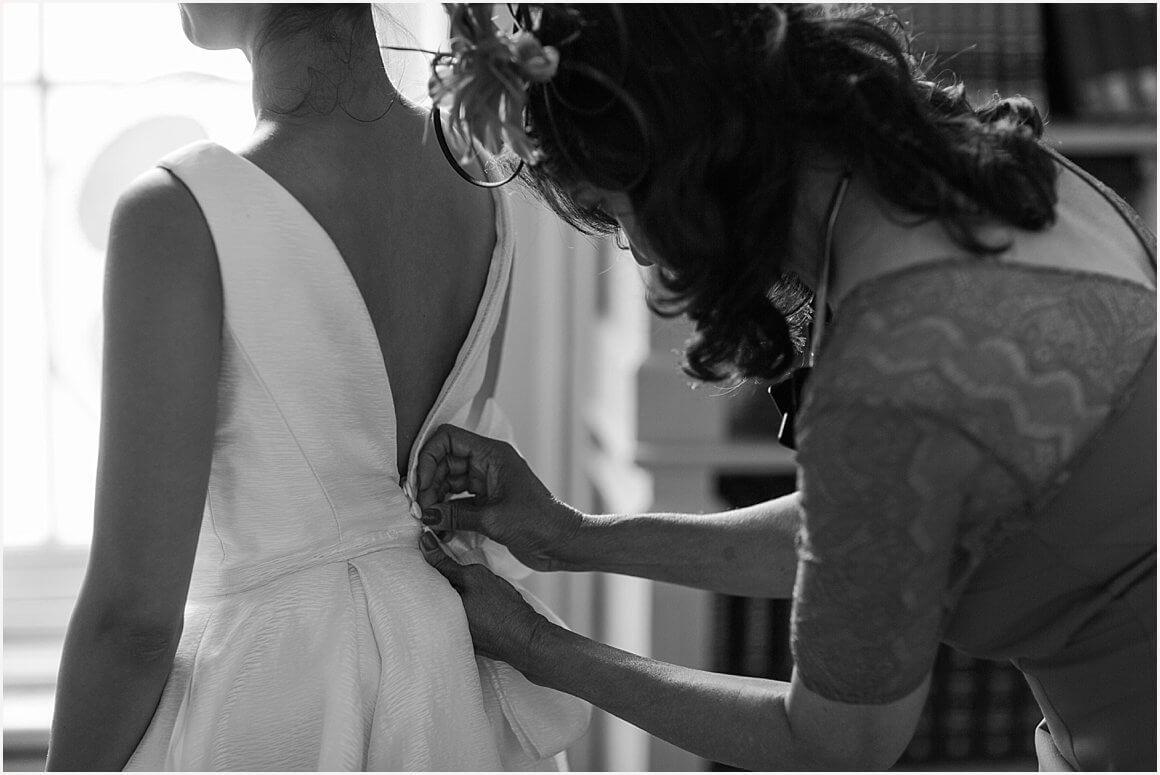 Hampton Court House Wedding | Nerrisa & Jason 16