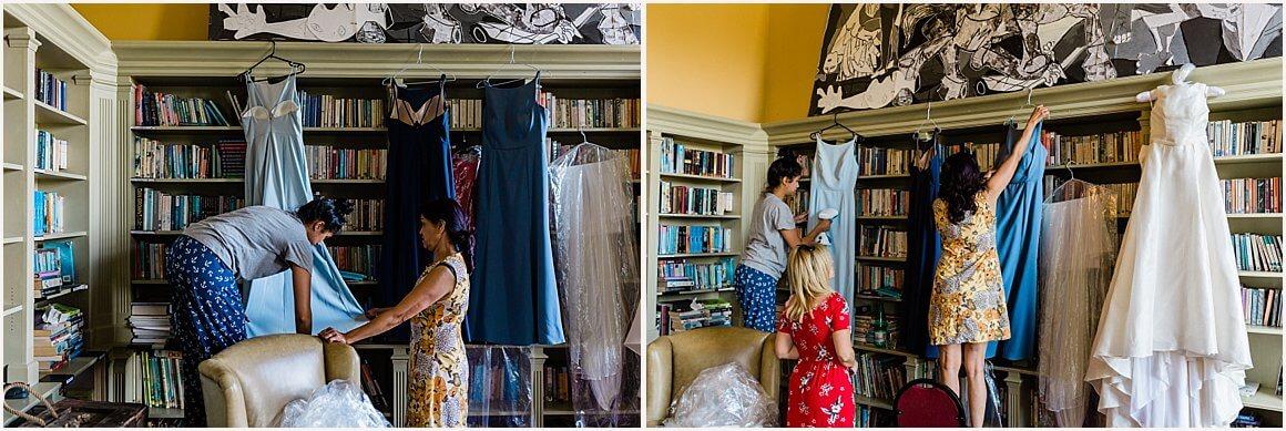 Hampton Court House Wedding | Nerrisa & Jason 5