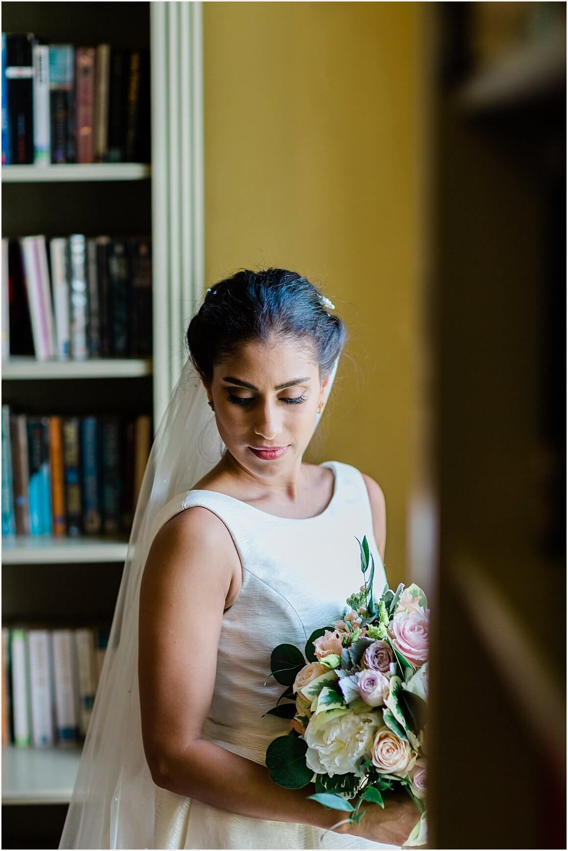 Hampton Court House Wedding | Nerrisa & Jason 25