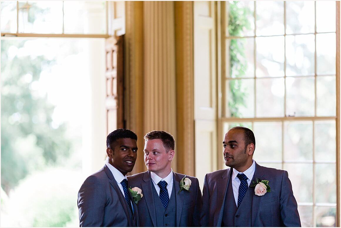 Hampton Court House Wedding | Nerrisa & Jason 28