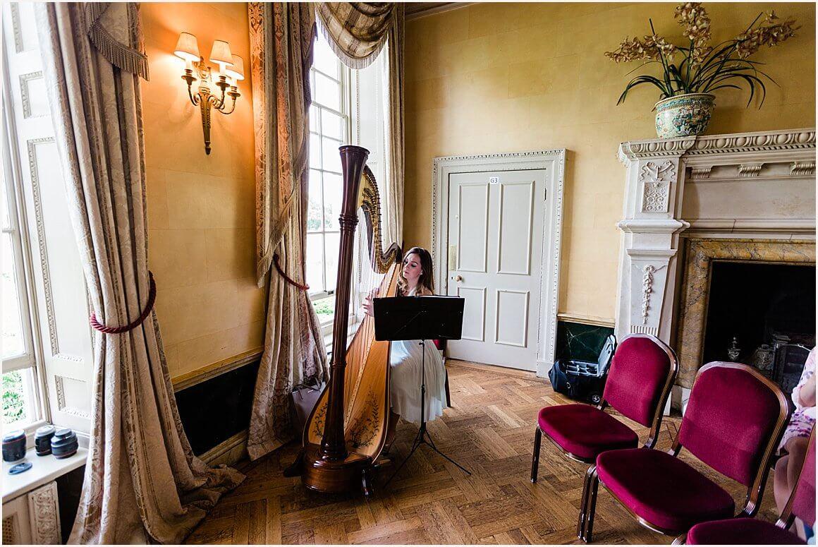 Hampton Court House Wedding | Nerrisa & Jason 29