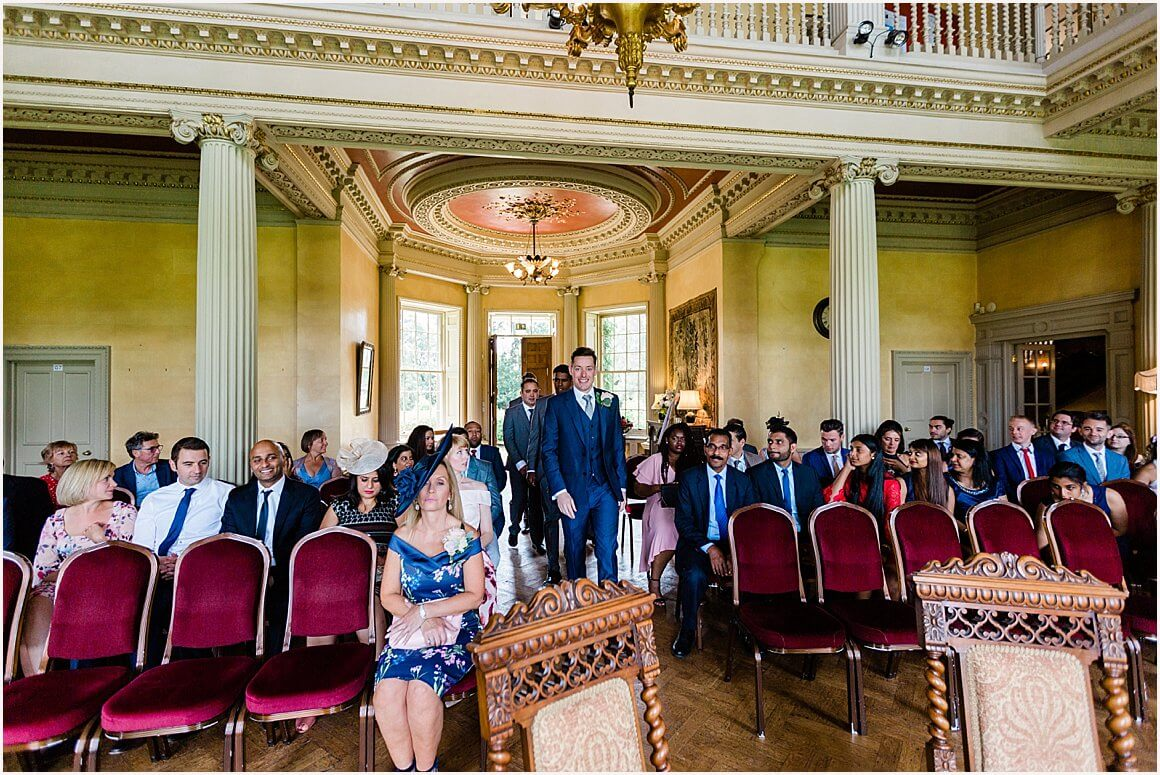 Hampton Court House Wedding | Nerrisa & Jason 31
