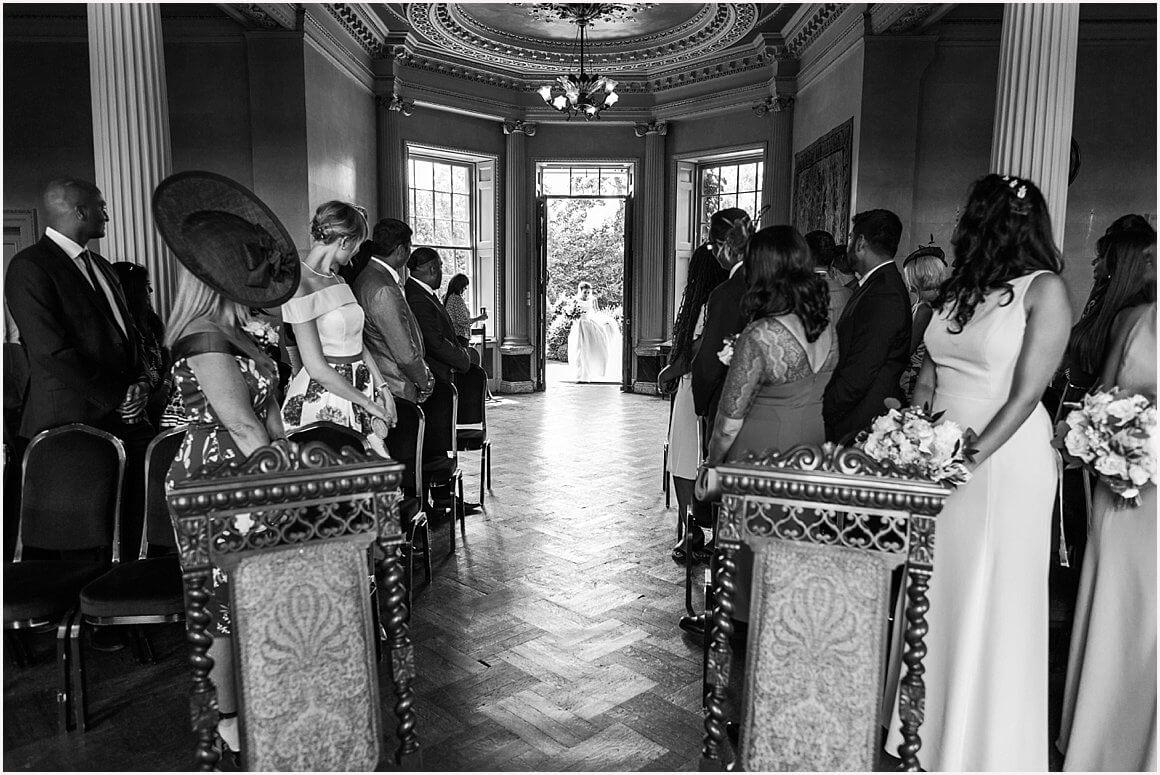 Hampton Court House Wedding | Nerrisa & Jason 33