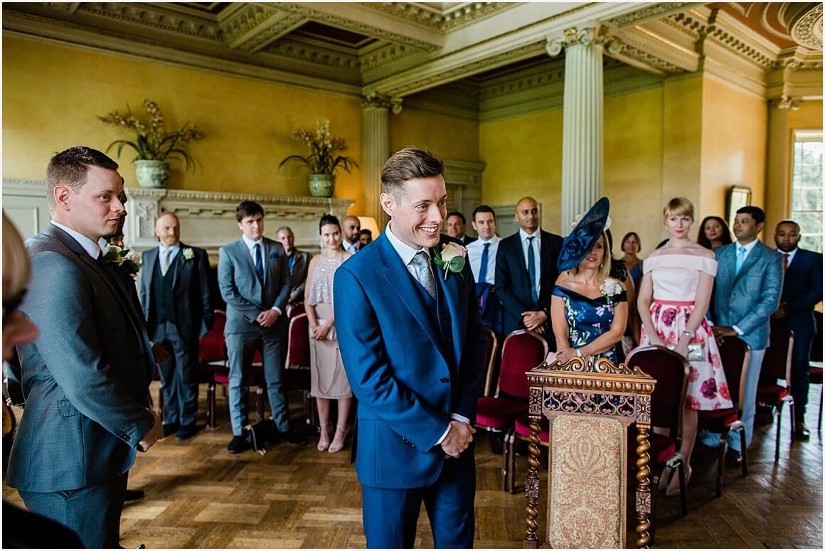 Hampton Court House Wedding | Nerrisa & Jason 35