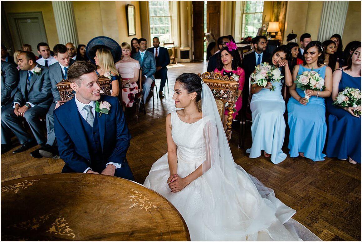 Hampton Court House Wedding | Nerrisa & Jason 36