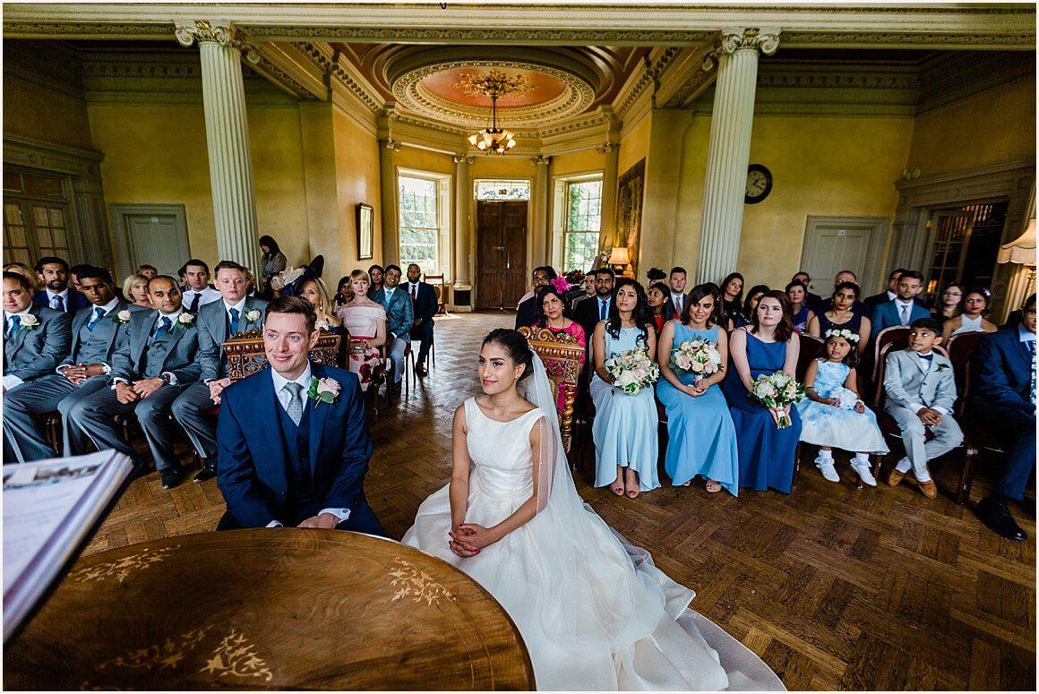 Hampton Court House Wedding | Nerrisa & Jason 37