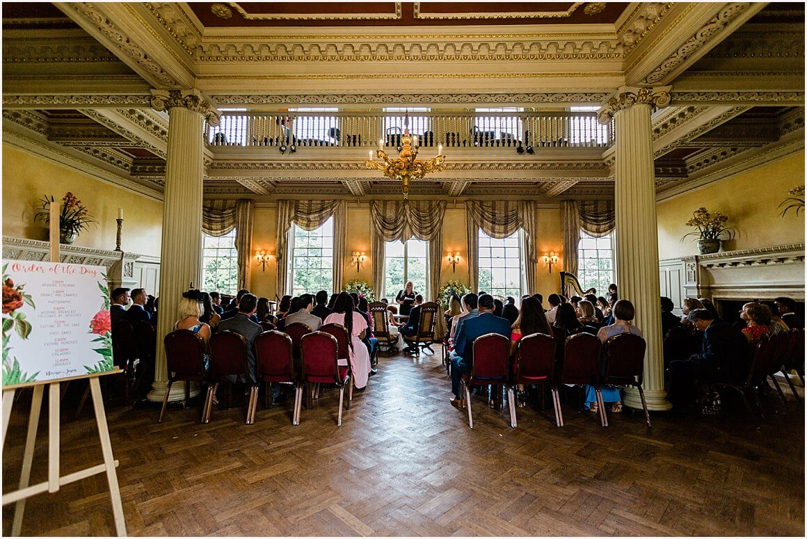 Hampton Court House Wedding | Nerrisa & Jason 38