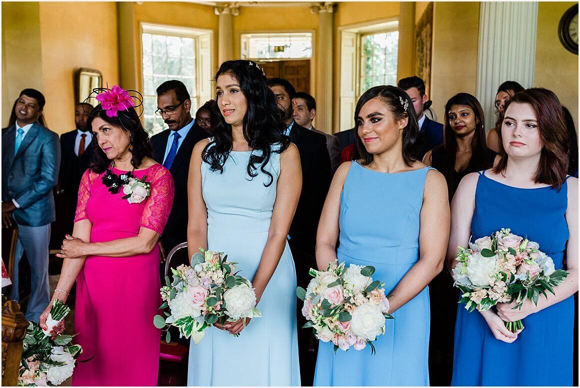 Hampton Court House Wedding | Nerrisa & Jason 41