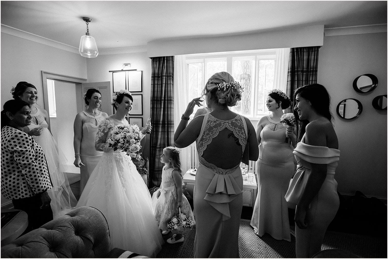 Wotton House Wedding - Justine + Rob's stunning wedding 14
