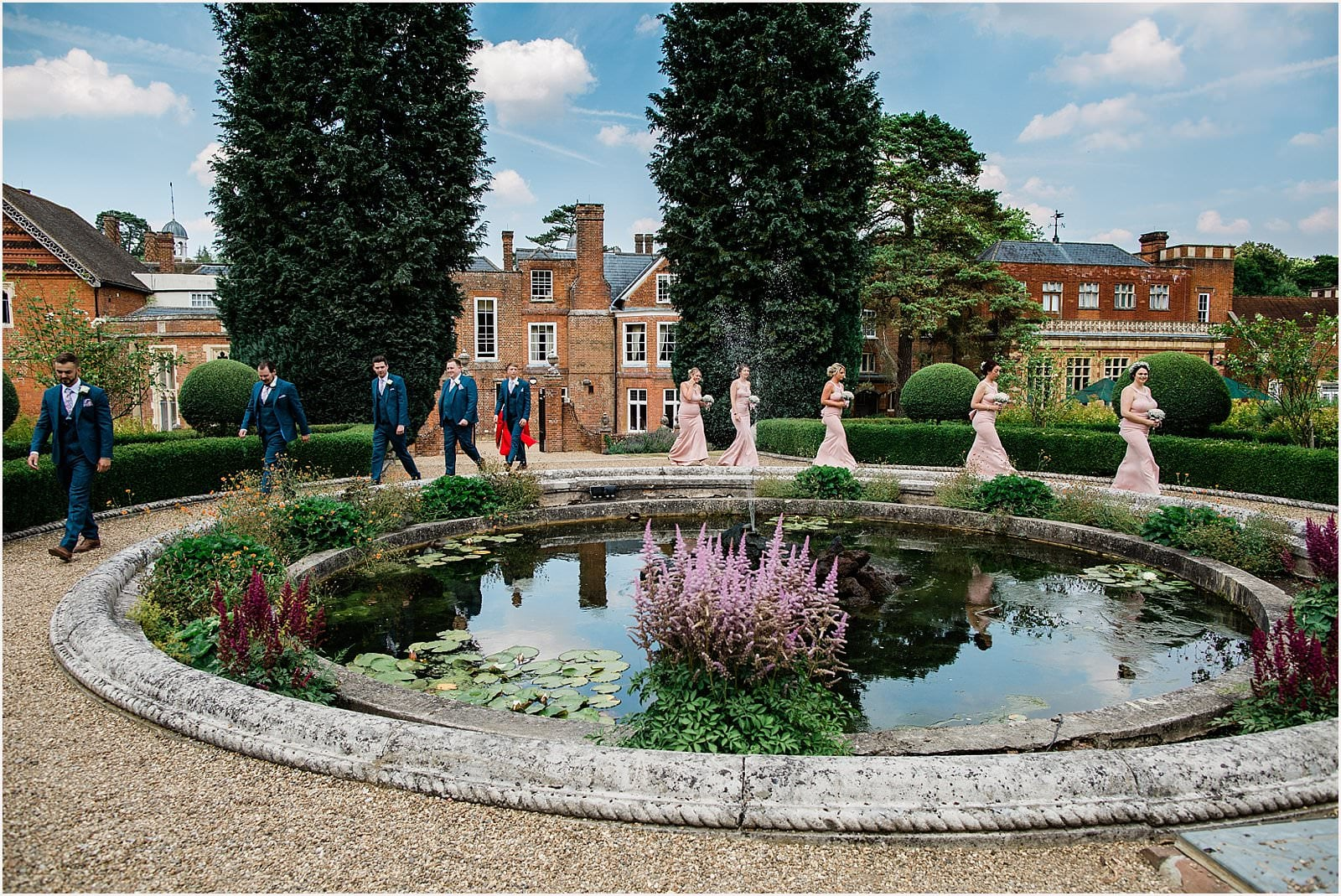 Wotton House Wedding - Justine + Rob's stunning wedding 21