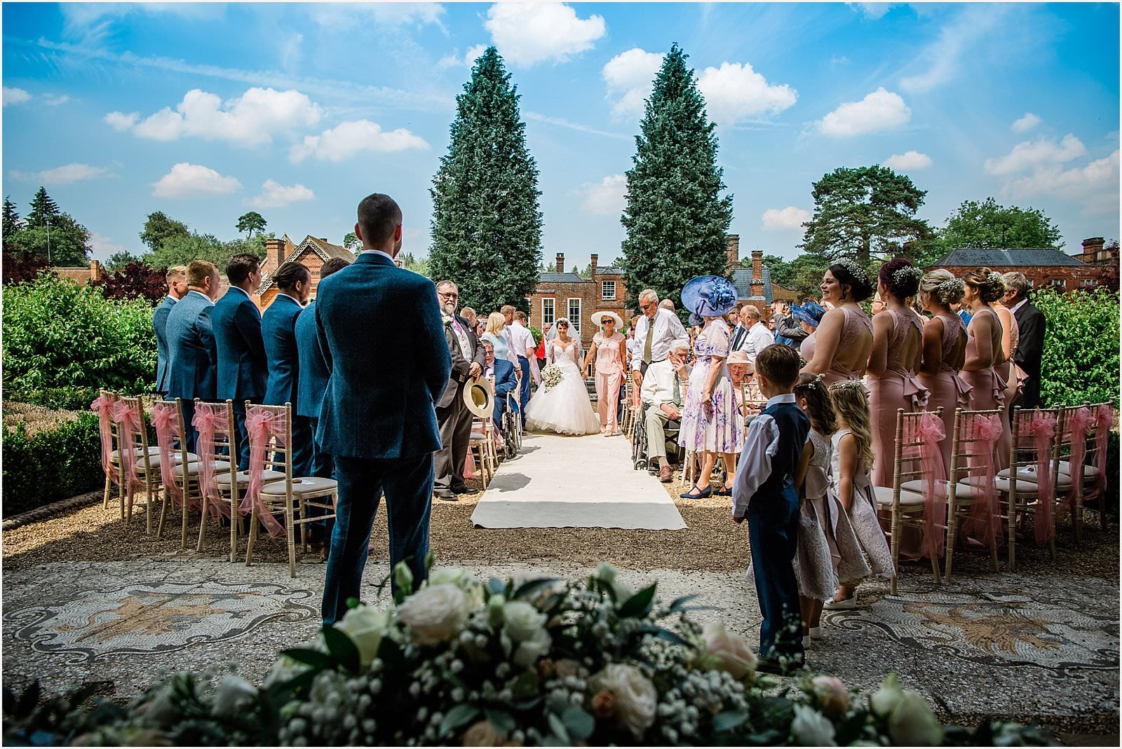 Wotton House Wedding - Justine + Rob's stunning wedding 23