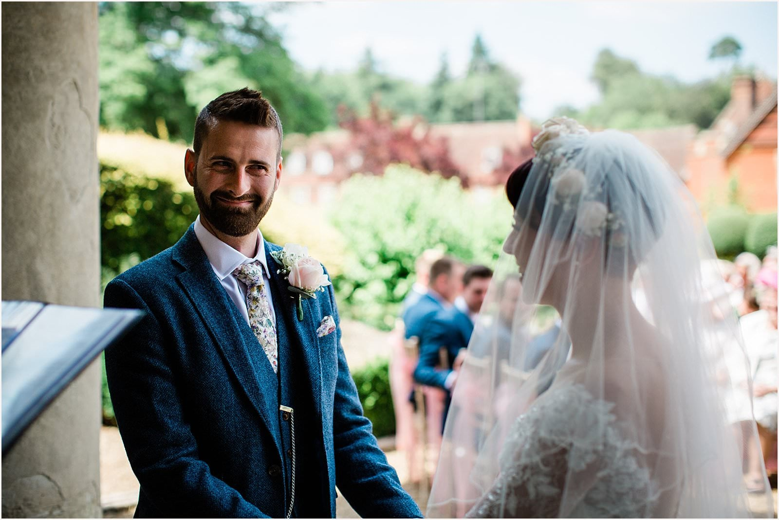 Wotton House Wedding - Justine + Rob's stunning wedding 25