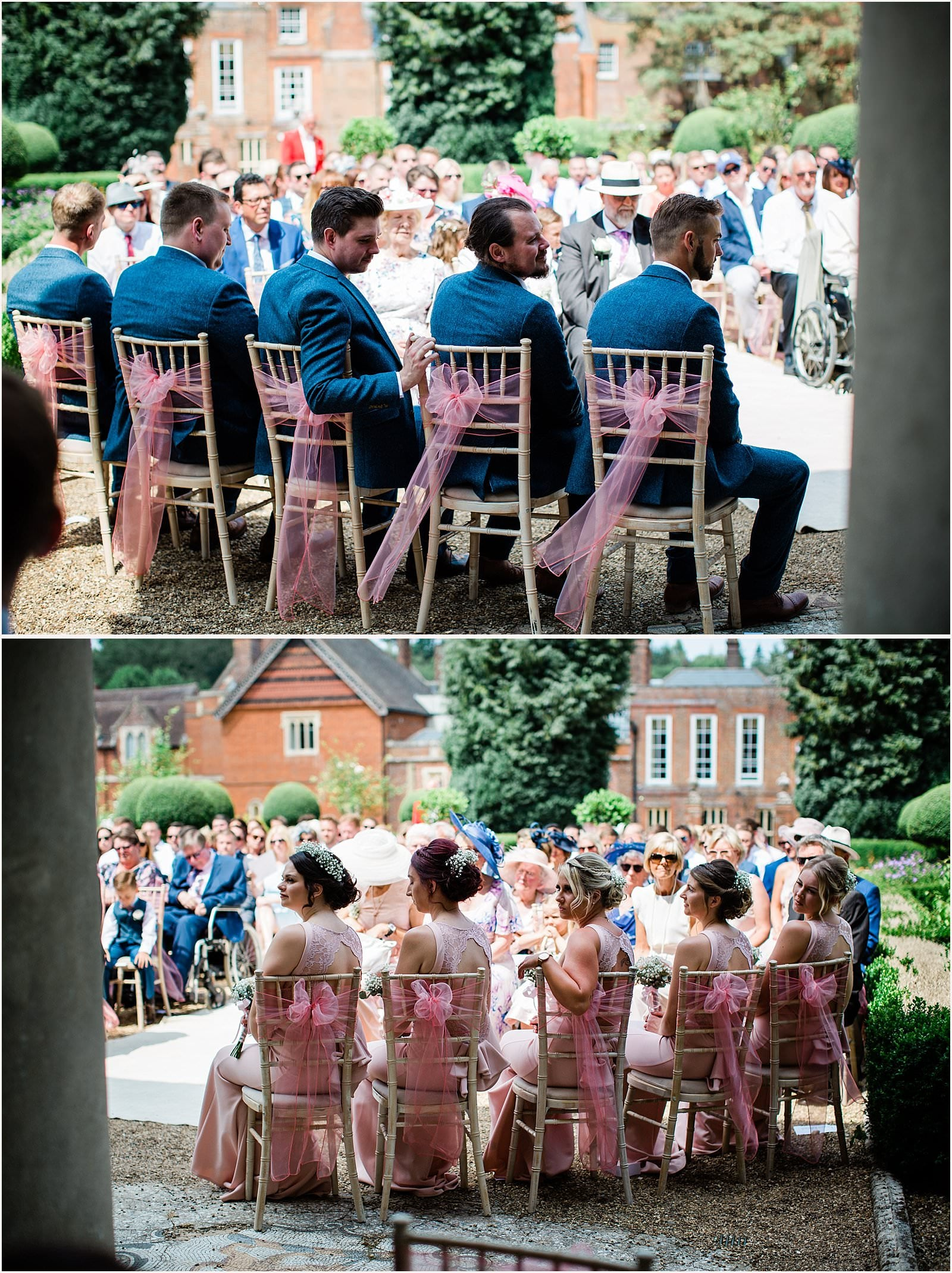 Wotton House Wedding - Justine + Rob's stunning wedding 26