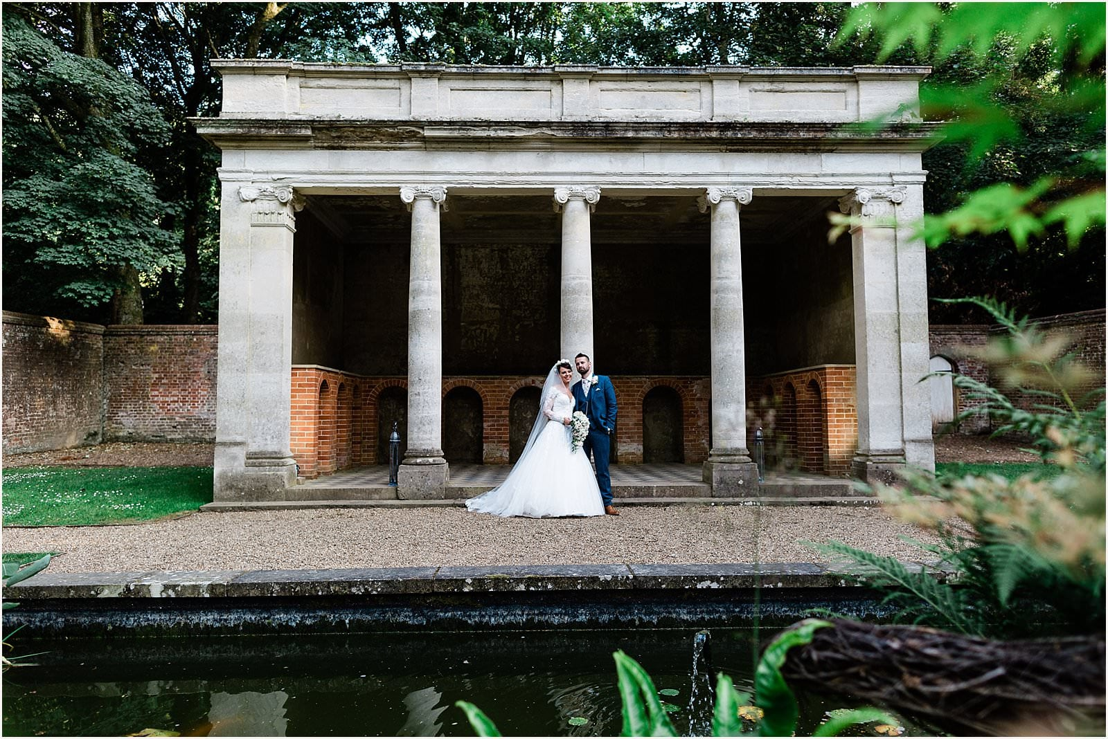 Wotton House Wedding - Justine + Rob's stunning wedding 42
