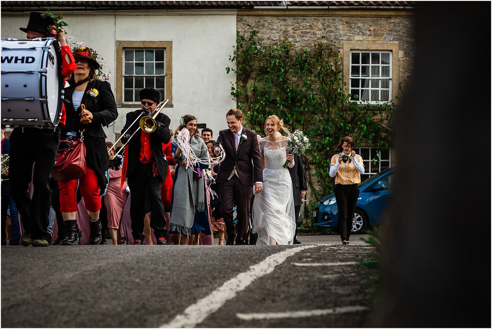 Breathtaking Nunney Castle, Somerset Wedding Photographer  - Sarah & Daniel 41