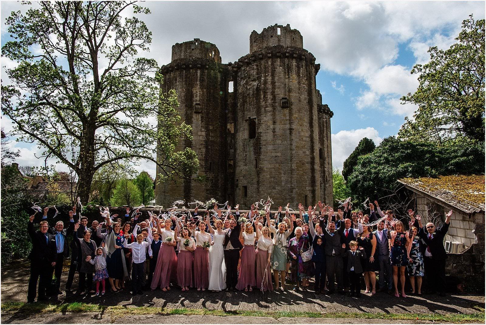 Breathtaking Nunney Castle, Somerset Wedding Photographer  - Sarah & Daniel 51