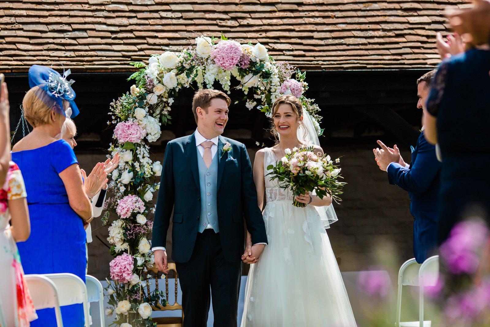 Beautiful Lillibrooke Manor Wedding - Ksenia & Iain 99