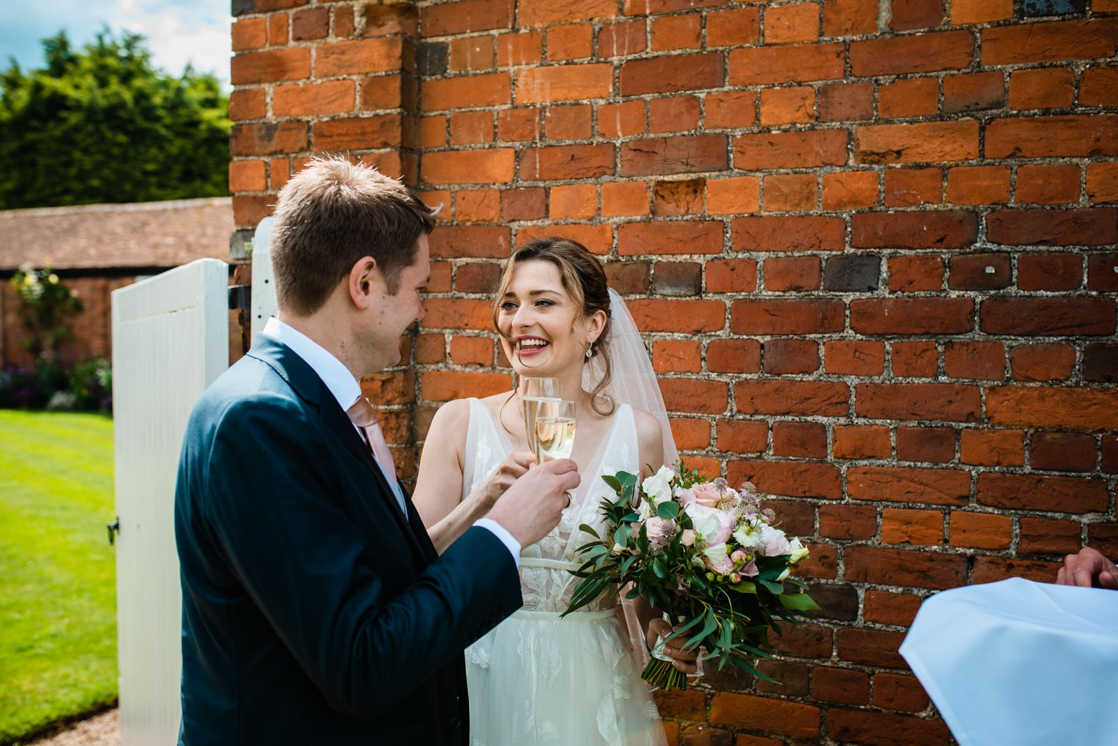 Beautiful Lillibrooke Manor Wedding - Ksenia & Iain 105