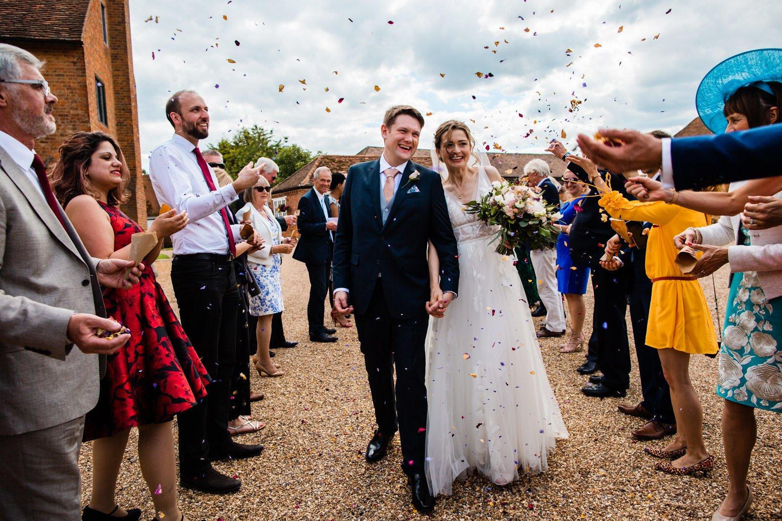 Beautiful Lillibrooke Manor Wedding - Ksenia & Iain 107