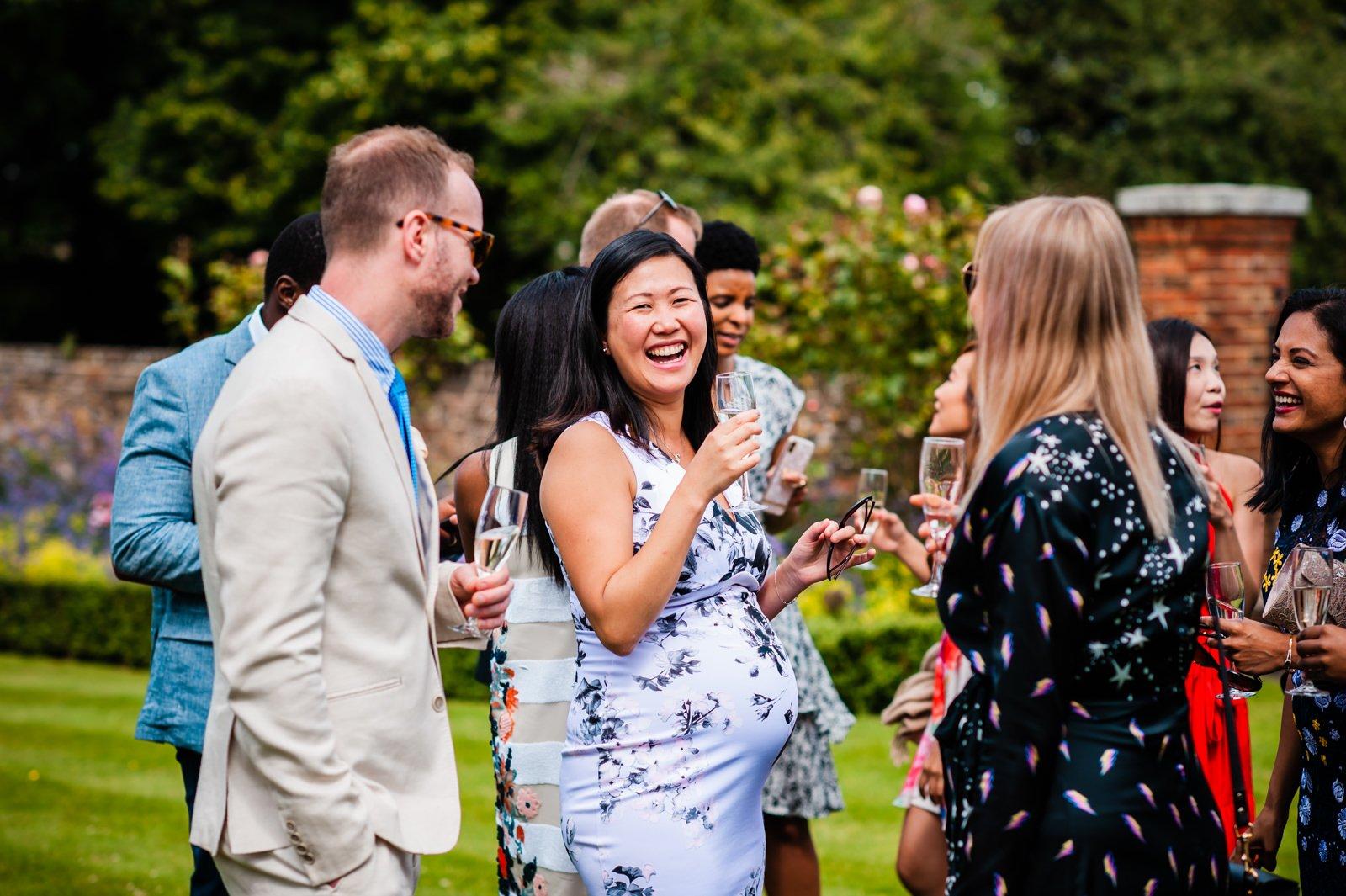 Beautiful Lillibrooke Manor Wedding - Ksenia & Iain 113