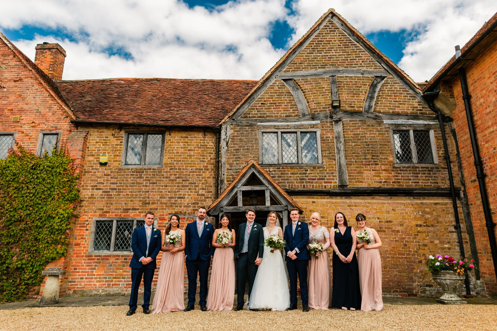 Beautiful Lillibrooke Manor Wedding - Ksenia & Iain 114