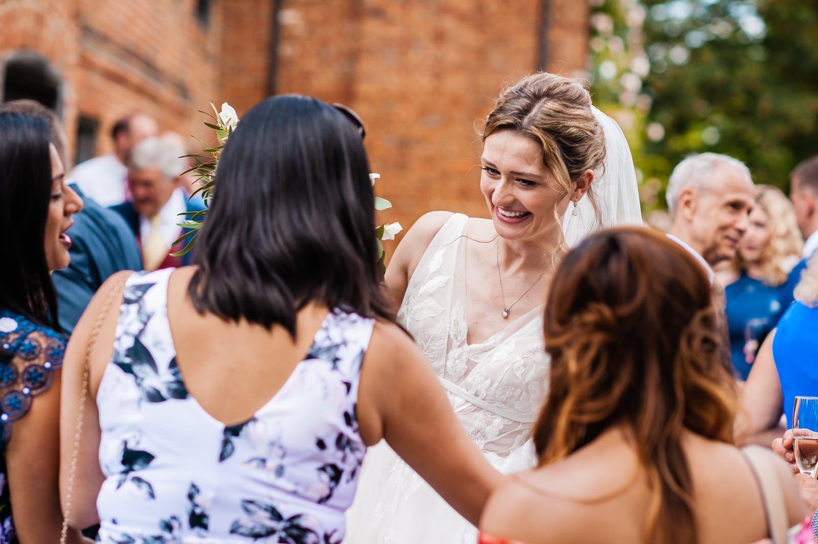 Beautiful Lillibrooke Manor Wedding - Ksenia & Iain 123