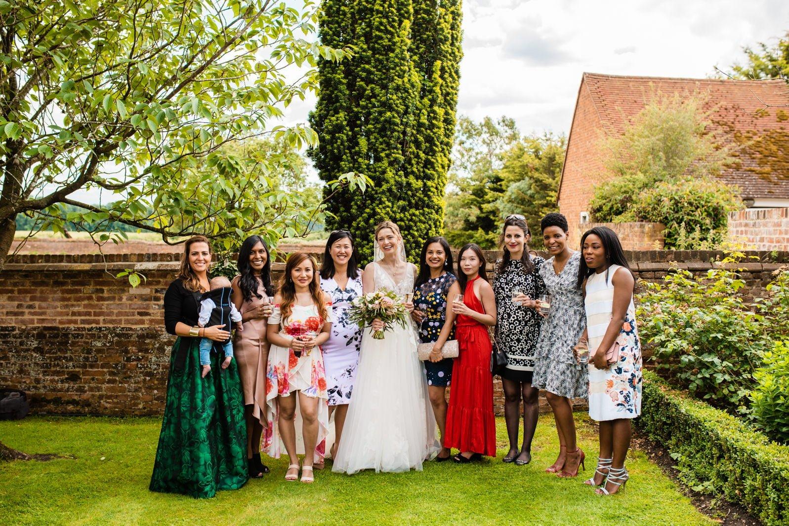 Beautiful Lillibrooke Manor Wedding - Ksenia & Iain 124