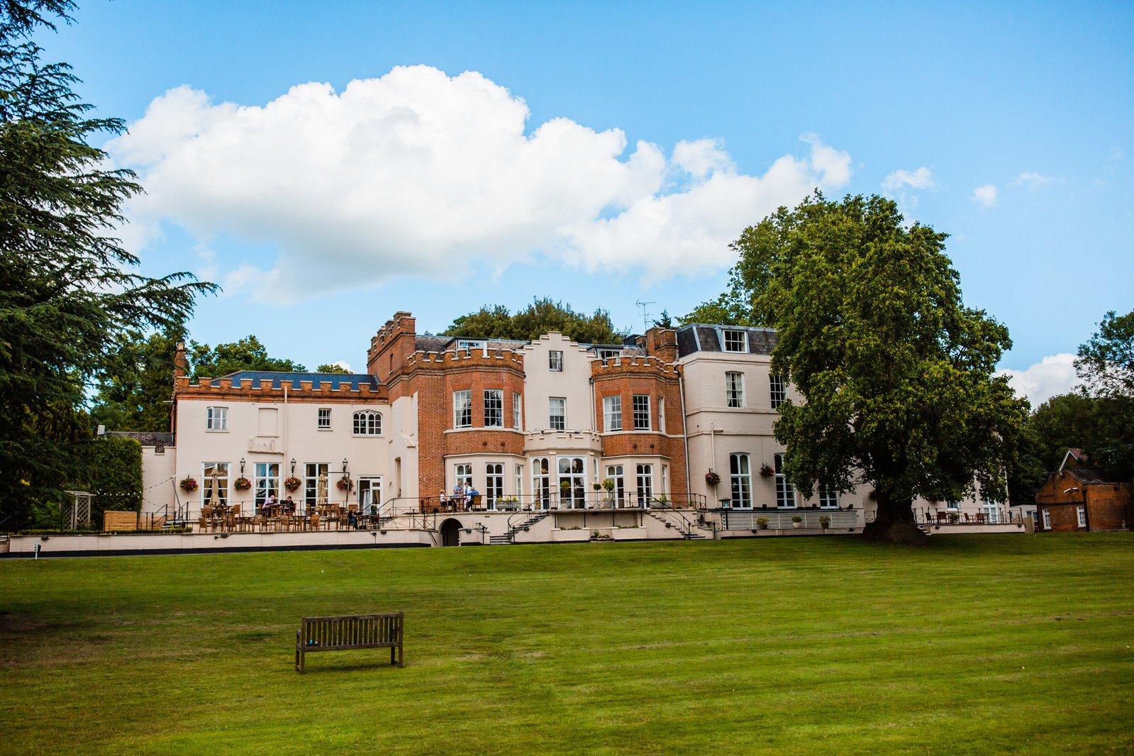 Beautiful Lillibrooke Manor Wedding - Ksenia & Iain 18