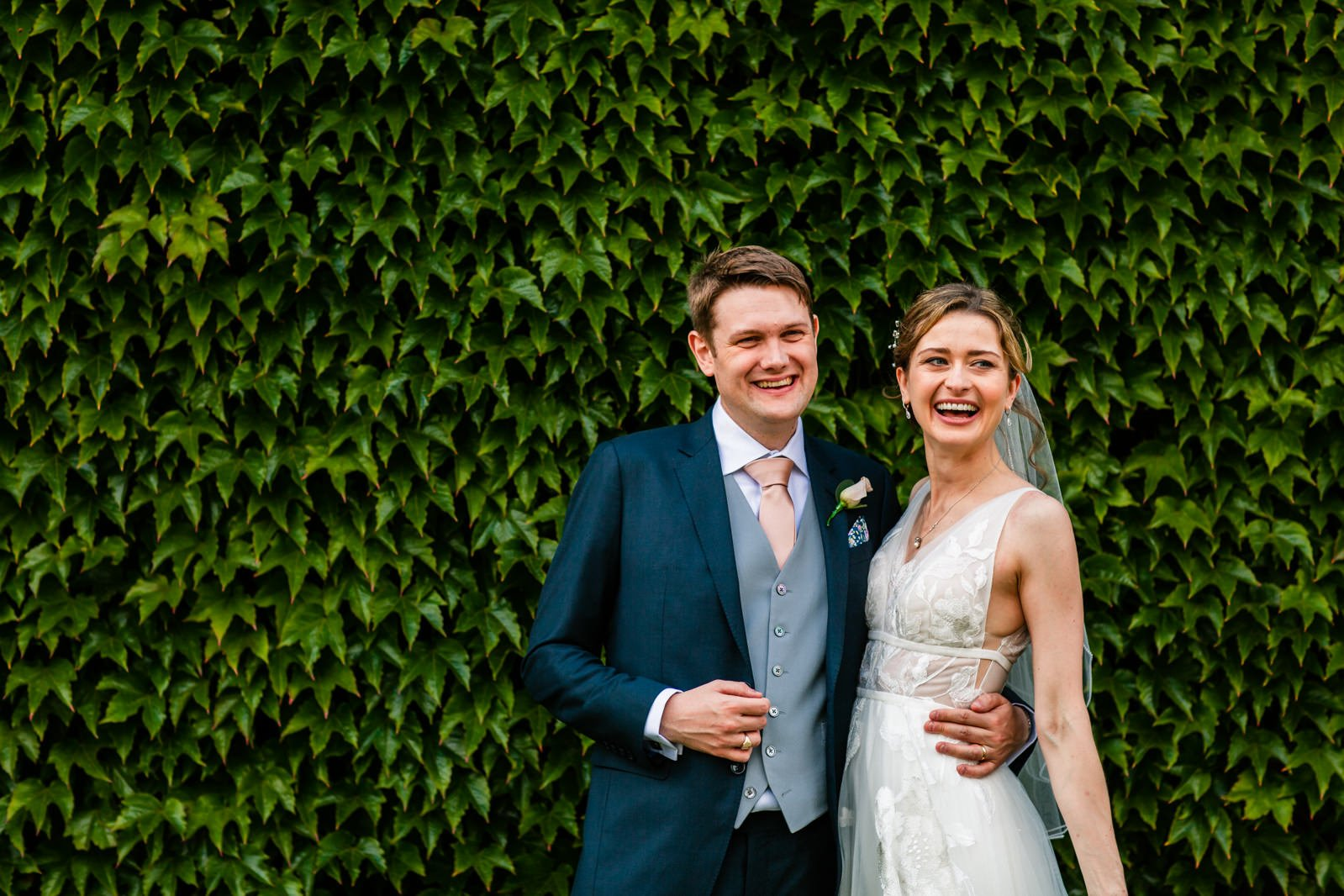 Beautiful Lillibrooke Manor Wedding - Ksenia & Iain 129