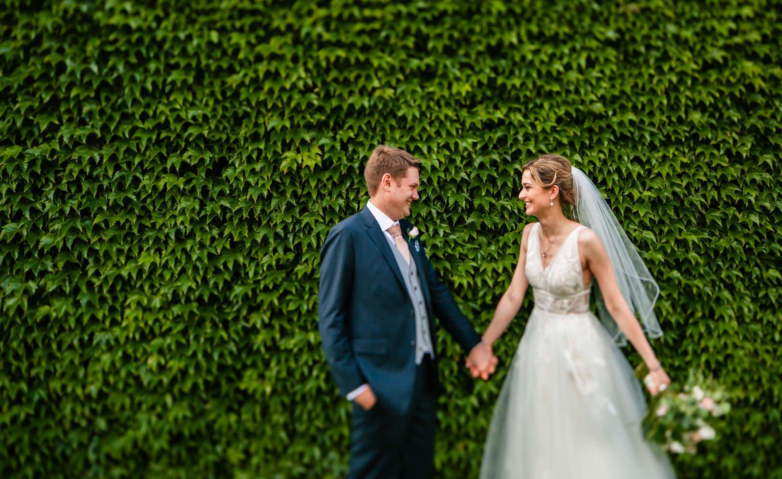 Beautiful Lillibrooke Manor Wedding - Ksenia & Iain 130